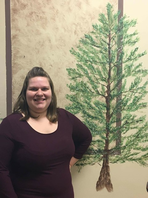 Peterson Named CCCTC Graduate of the Month