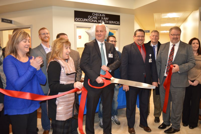 Penn Highlands Healthcare Cuts Ribbon for Clearfield Community Medical Building