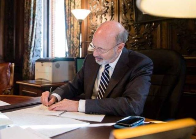 Wolf Signs Legislation to Regulate Recovery Homes