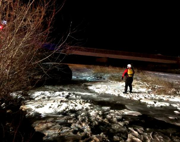 Shiloh Woman Will Face DUI Charges After Driving Vehicle Onto Frozen River