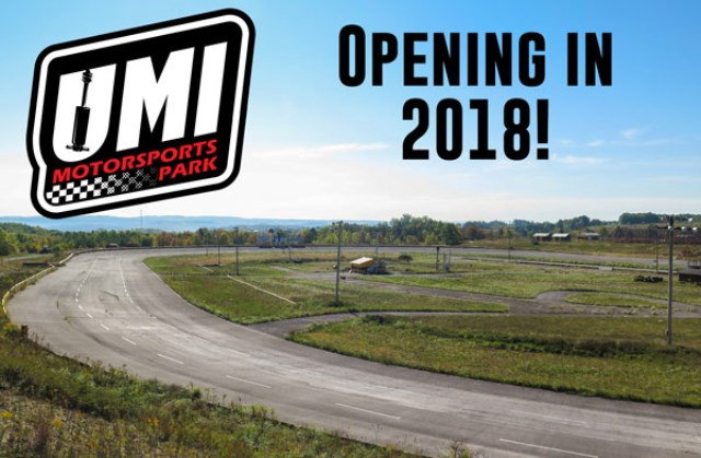 CCRTA Hears Plans for UMI Motorsports Park, Awards $25K Grant