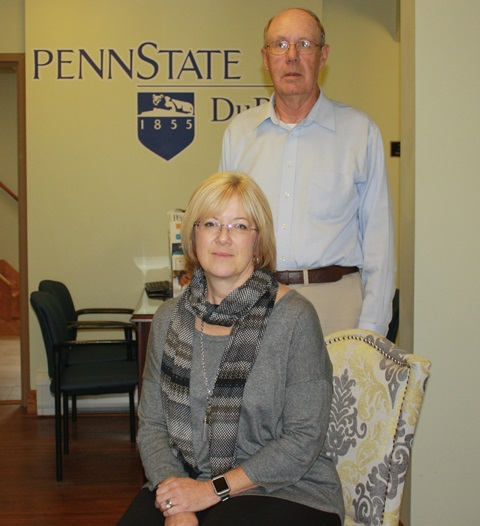 Donors 'Open Doors' for Education with Penn State Program