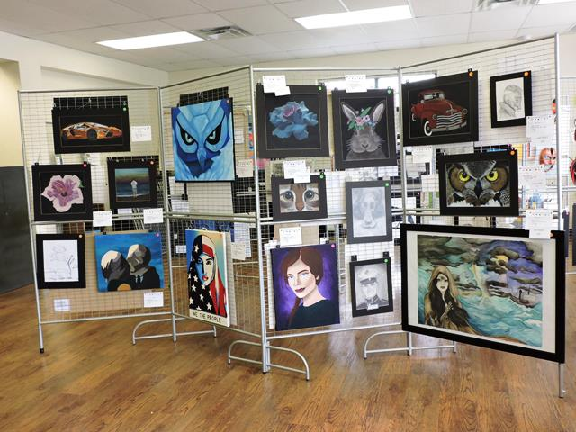 Susquehanna River Art Center of Clearfield Announces Annual Art Show