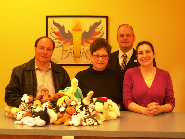 Child Advocacy Center Receives Donation