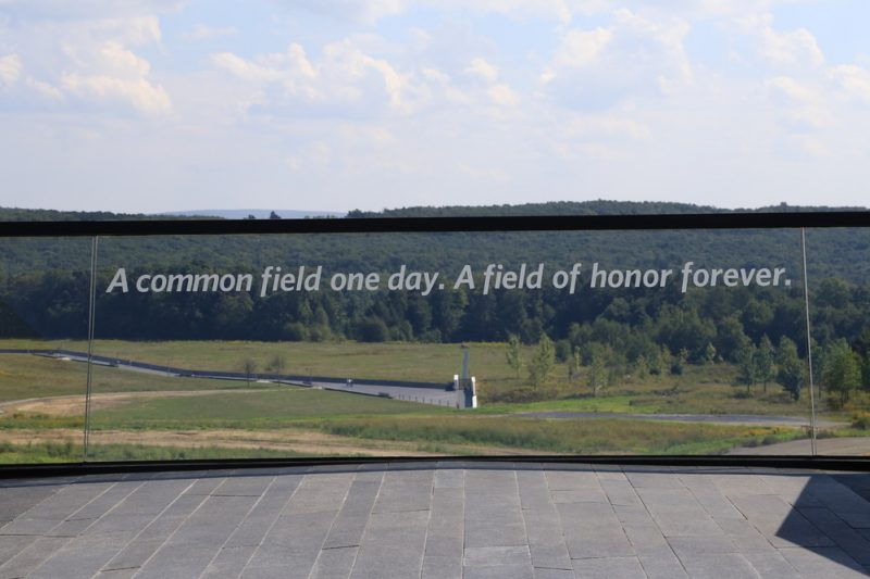VIDEO: Honoring Those Lost at Flight 93 National Memorial