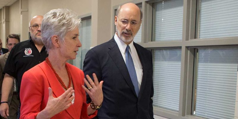 Governor Wolf: $5 Million Grant Will Assist People Impacted by Opioid Crisis to Find Employment