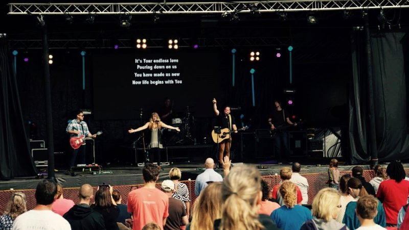 Local Christian Rock Band Wins Kingdom Bound Talent Competition