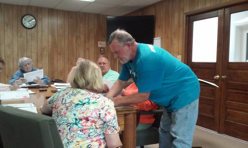 Flooding Concerns Topped Curwensville Borough Meeting