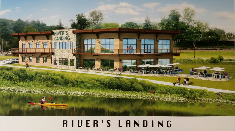 Riverfront Development Planned for Downtown Clearfield
