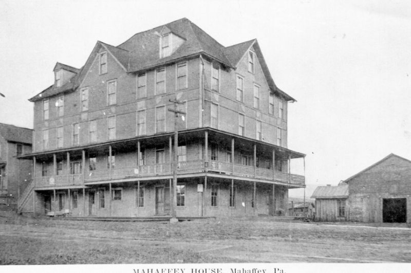 Throwback Thursday: Mahaffey House Hotel