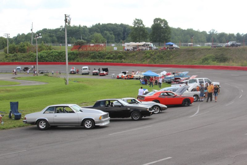 PHOTO SLIDESHOW: UMI Performance Hosts Autocross and Cruise-In