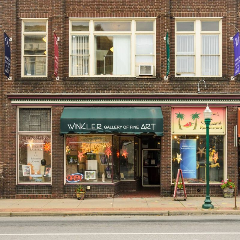 Winkler Gallery to Host First Friday Event