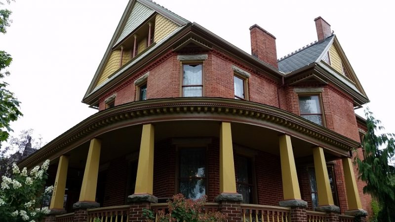 """Mansions and Mayhem Tour"" Planned in Ridgway's Historic District"