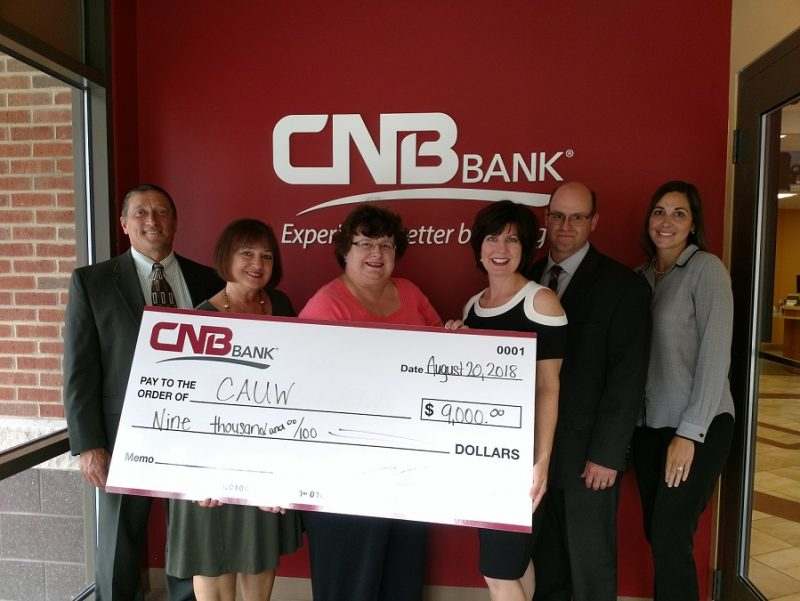 CNB Bank Raises $30,000 at Seventh Annual Charity Golf Tournament