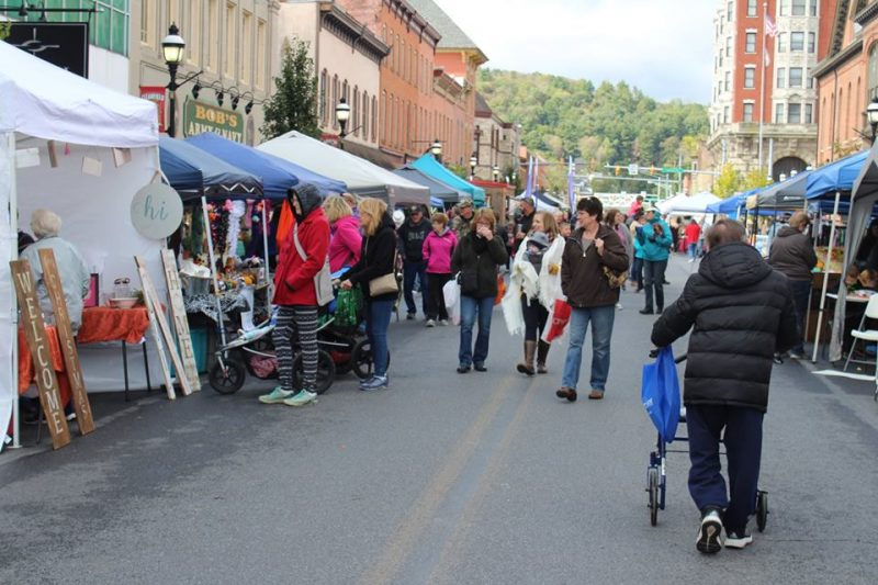 PHOTO SLIDESHOW: Clearfield Fall Festival