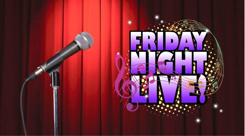 Friday Night Live to Close Out 2019 Season at CAST