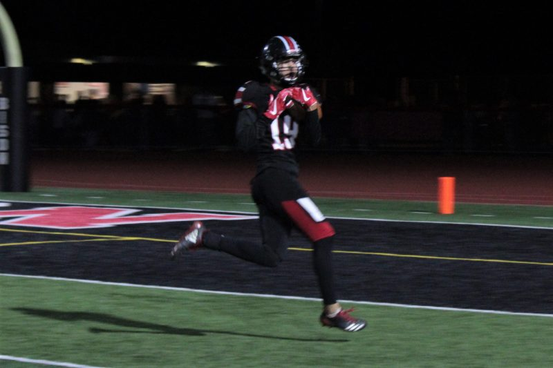 Clearfield Rides Turnovers and Offense to Shut Out P-O