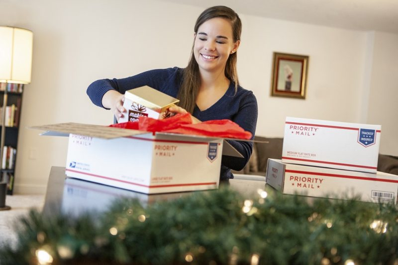 Get Ready for Year's Busiest Mailing and Shipping Week