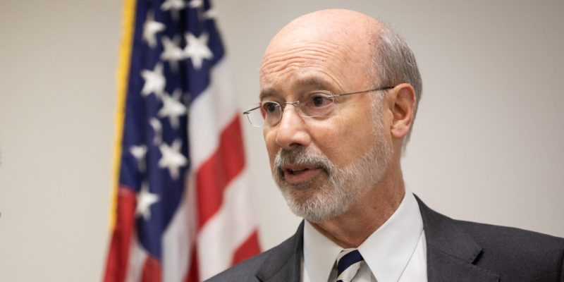 Pennsylvania Gov. Wolf Urges President to Resolve, Not Escalate Trade War