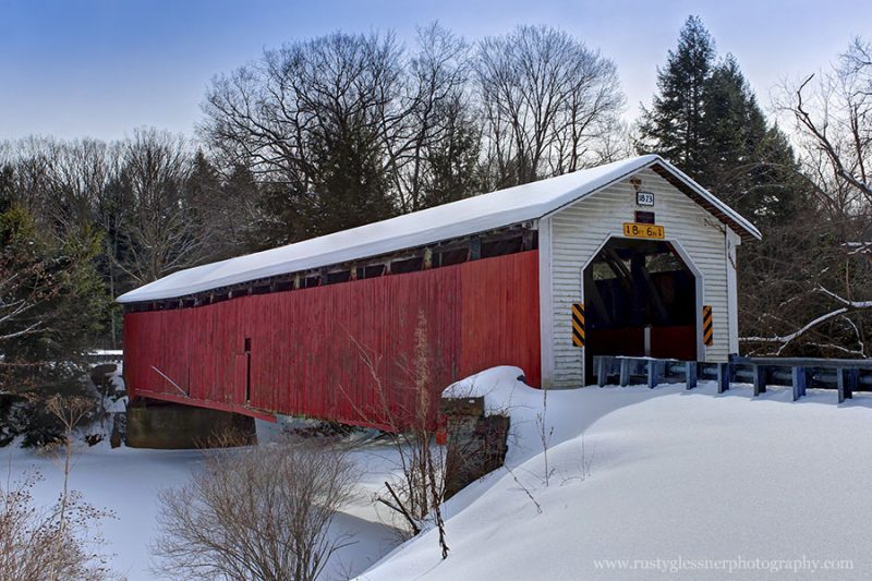 Throwback Thursday: The McGees Mills Covered Bridge: A Timeless Clearfield County Classic