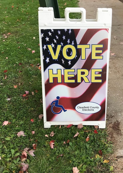 Elections Board Reviews Bradford Twp. Precinct Issue