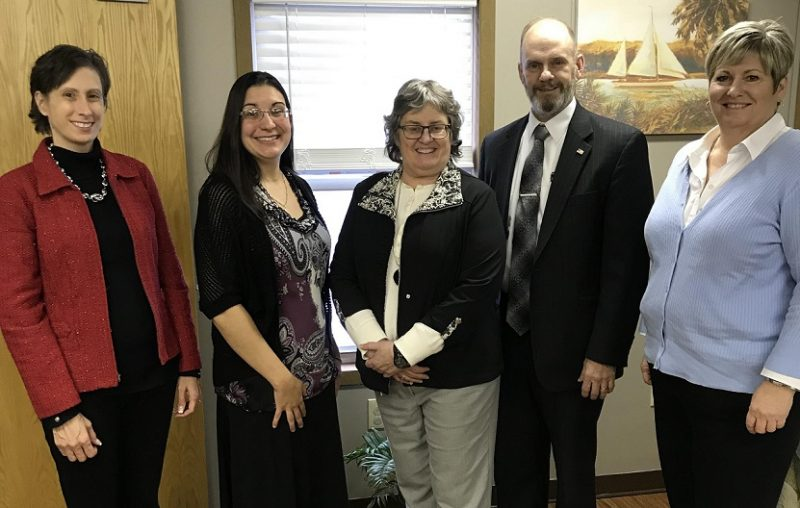 Pennsylvania Coalition Against Rape CEO Visits Child Advocacy Center