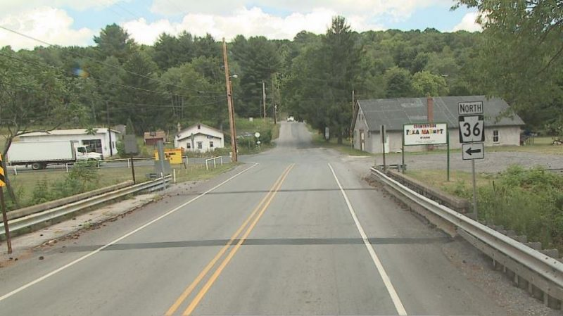 Work on Route 36 Bridge in Newburg Borough Starts Tuesday