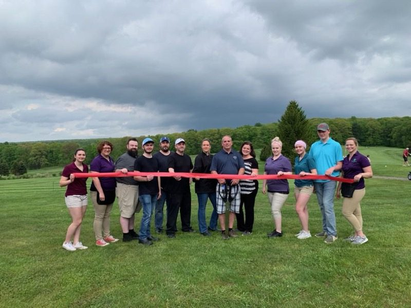 Ribbon-Cuttings Held at Scottish Heights, Goodwill