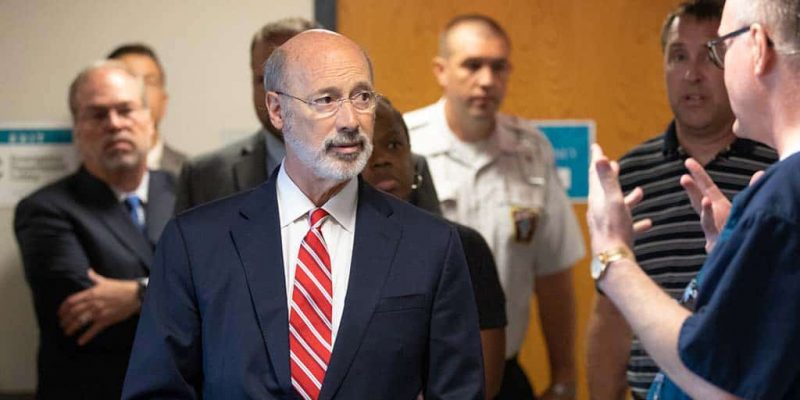 Gov. Wolf Signs Bill to Develop CPR Curriculum
