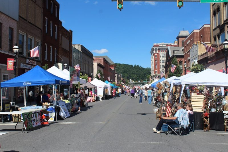 SLIDESHOW: Downtown Clearfield Bloom & Berry Bash