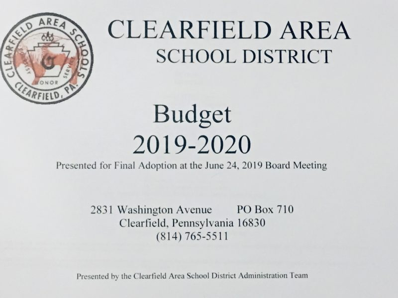 CASD Finalizes 2019-20 Budget with 3-Mill Tax Increase