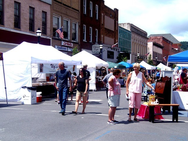 Downtown Clearfield's Bloom and Berry Bash is June 22