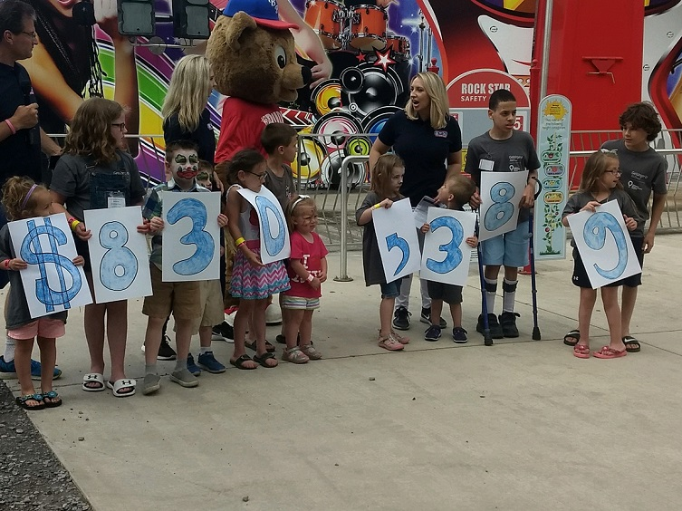 Western Region Telethon Raises More Than $830,000 for Local Children's Hospital
