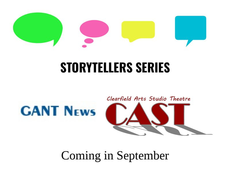 GANT, CAST to Host Storytellers Project