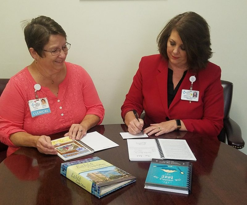 PH Clearfield to Create Cookbook to Raise Funds for 3D Mammography Suite
