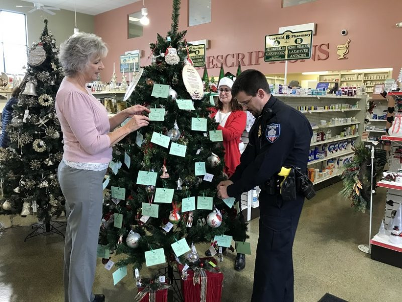 Community Provides for Seniors with 2019 Giving Tree